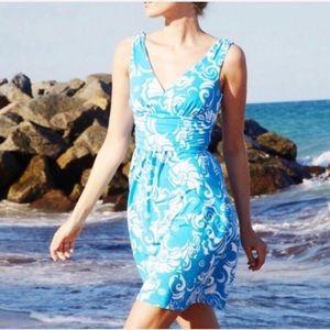 SOLD Lilly Pulitzer Shianne Tide Pools Dress